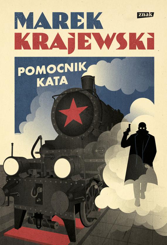 okładka Pomocnik kataebook | epub, mobi | Marek Krajewski