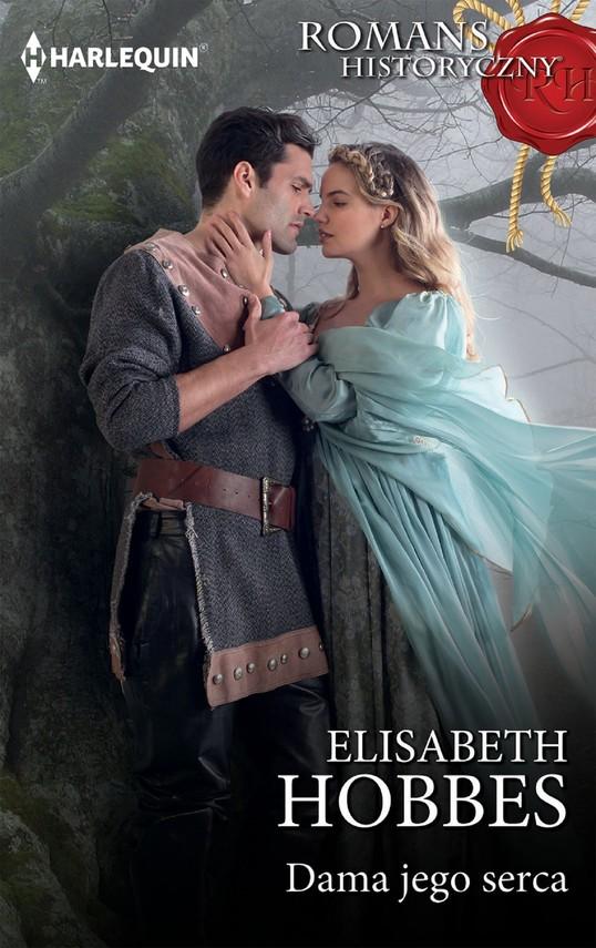 okładka Dama jego serca, Ebook | Elizabeth Hobbes