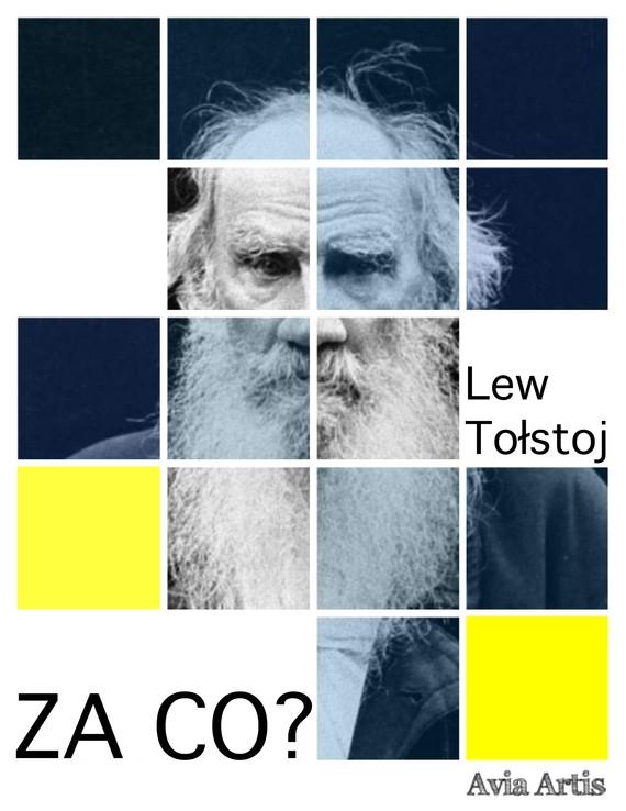 okładka Za co?ebook | epub, mobi | Lew Tołstoj