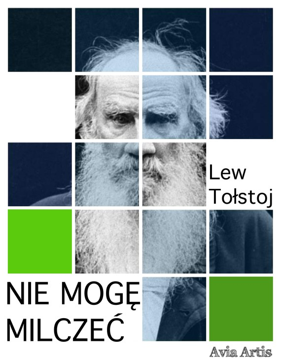 okładka Nie mogę milczećebook | epub, mobi | Lew Tołstoj