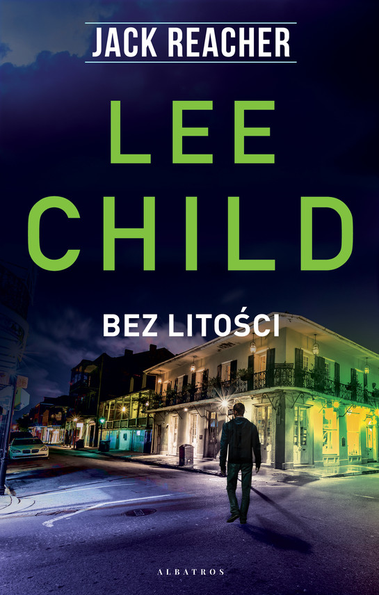 okładka Bez litości, Ebook | Lee Child