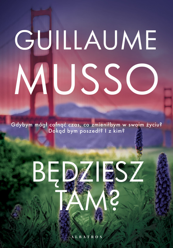 okładka Będziesz tam?ebook | epub, mobi | Guillaume Musso