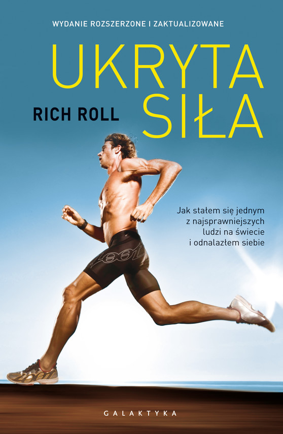 okładka Ukryta siłaebook | epub, mobi | Rich Roll