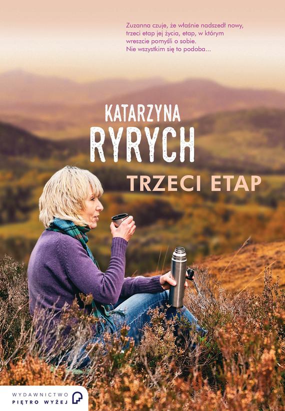 okładka Trzeci etap, Ebook | Katarzyna  Ryrych
