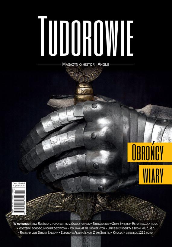 okładka Tudorowie 5/2016, Ebook | Praca zbiorowa