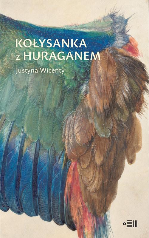 okładka Kołysanka z huraganem, Książka | Wicenty Justyna
