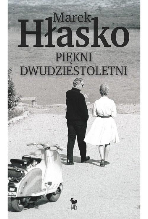 okładka Piękni dwudziestoletni, Książka   Hłasko Marek
