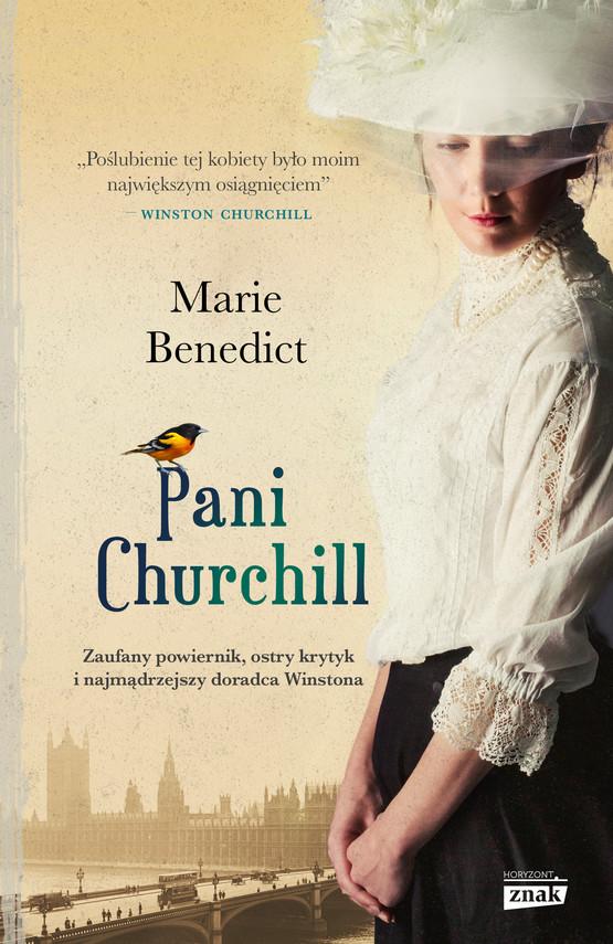 okładka Pani Churchillebook | epub, mobi | Marie Benedict