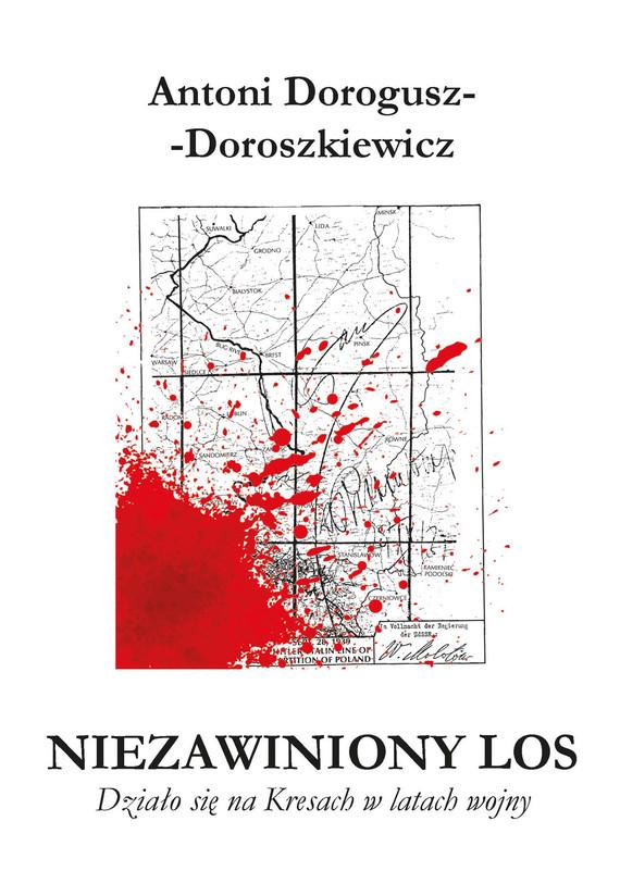 okładka Niezawiniony losebook   epub, mobi   Antoni  Dorogusz-Doroszkiewicz