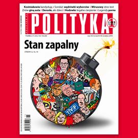 okładka AudioPolityka Nr 11 z 11 marca 2020 roku, Audiobook | Polityka