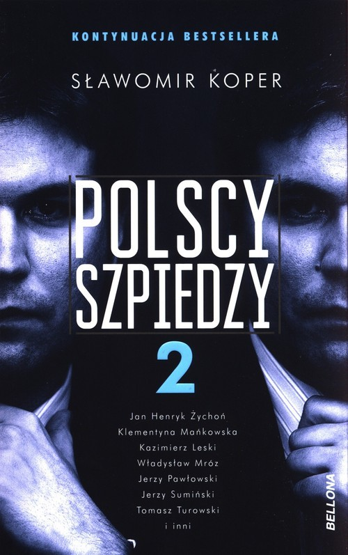 okładka Polscy szpiedzy 2, Książka | Sławomir Koper