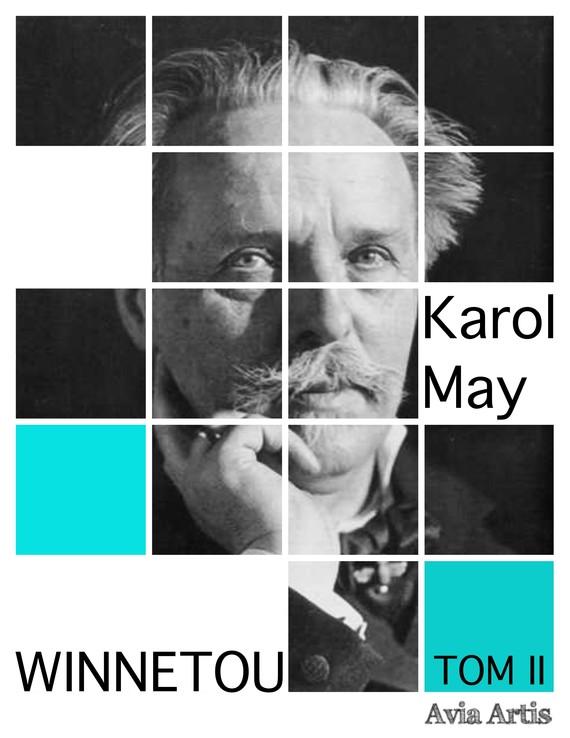 okładka Winnetou TOM II, Ebook   Karol May