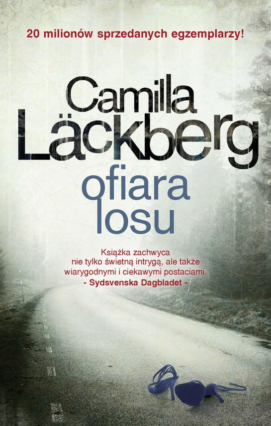 okładka Ofiara losuebook | epub, mobi | Camilla Läckberg