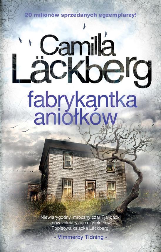 okładka Fabrykantka aniołkówebook | epub, mobi | Camilla Läckberg