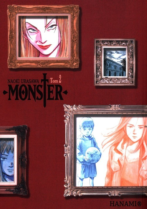 okładka Monster 2książka |  | Urasawa Naoki