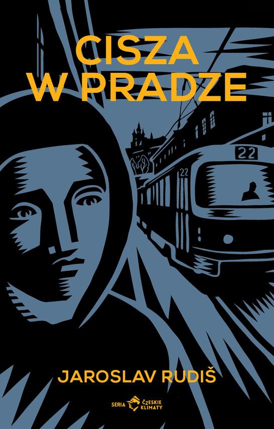 okładka Cisza w Pradze, Ebook | Jaroslav Rudiš