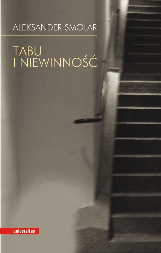 okładka Tabu i niewinność, Ebook | Smolar Aleksander