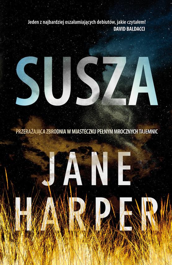 okładka Susza, Ebook   Jane Harper