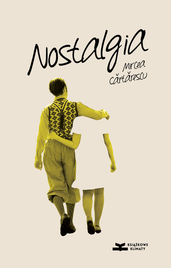 okładka Nostalgiaebook | epub, mobi | Mircea Cărtărescu