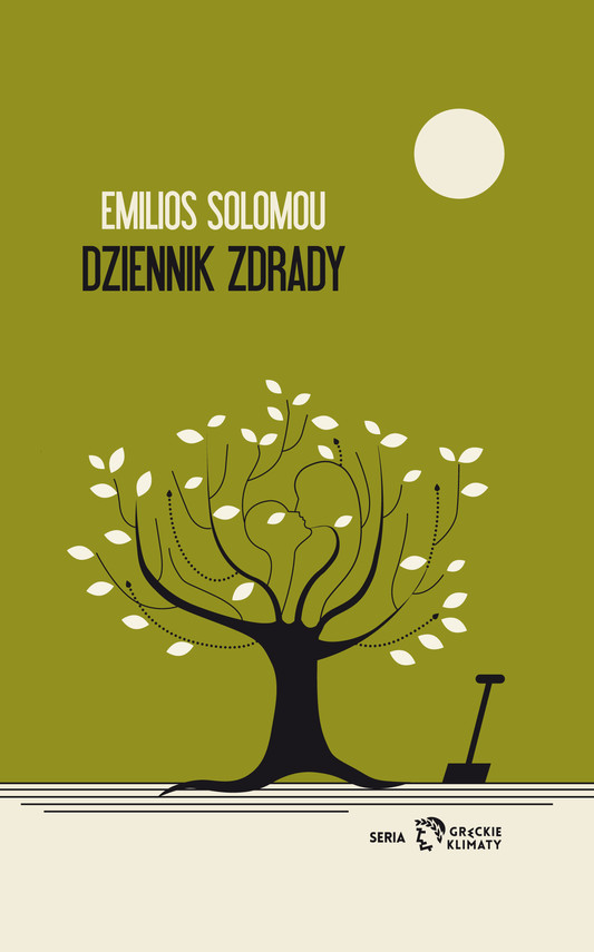 okładka Dziennik zdrady, Ebook | Emilios Solomou