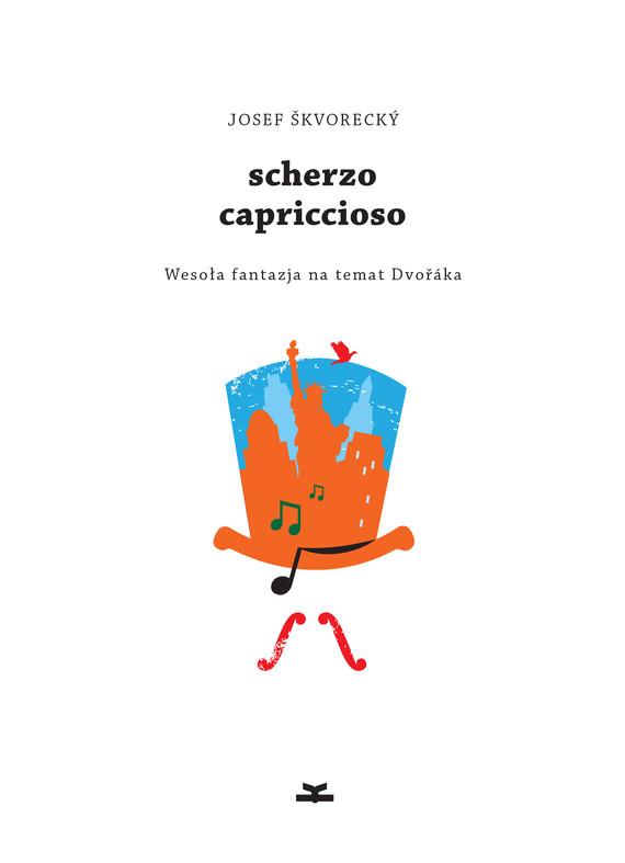 okładka Scherzo capriccioso, Ebook | Josef Škvorecký