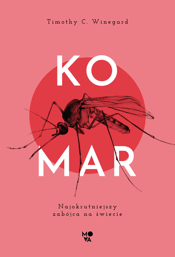 okładka Komarebook | epub, mobi | Timothy C. Winegard