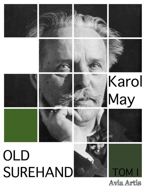 okładka Old Surehand TOM I, Ebook   Karol May