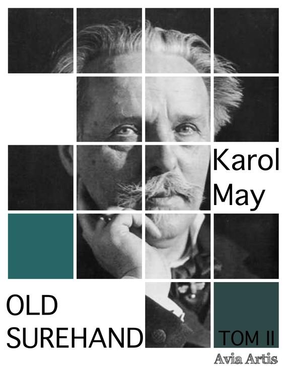 okładka Old Surehand TOM II, Ebook   Karol May