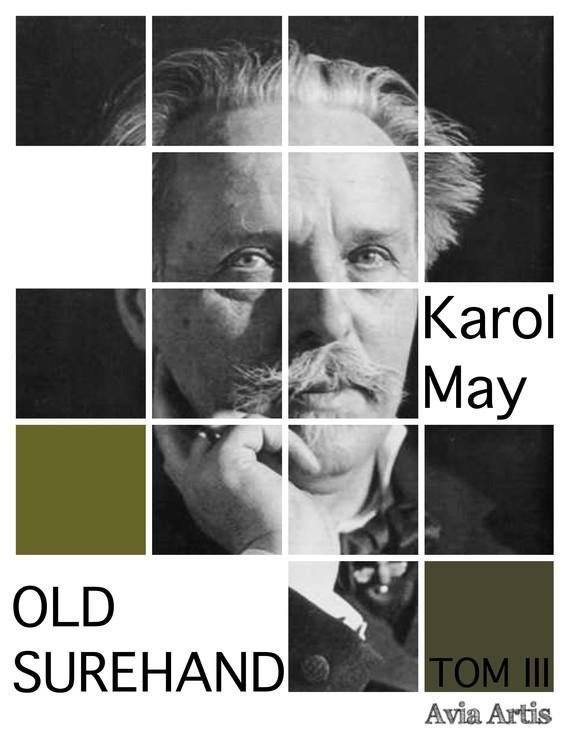 okładka Old Surehand TOM III, Ebook   Karol May