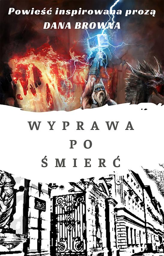 okładka Wyprawa po śmierćebook | epub, mobi | Radosław Lewandowski