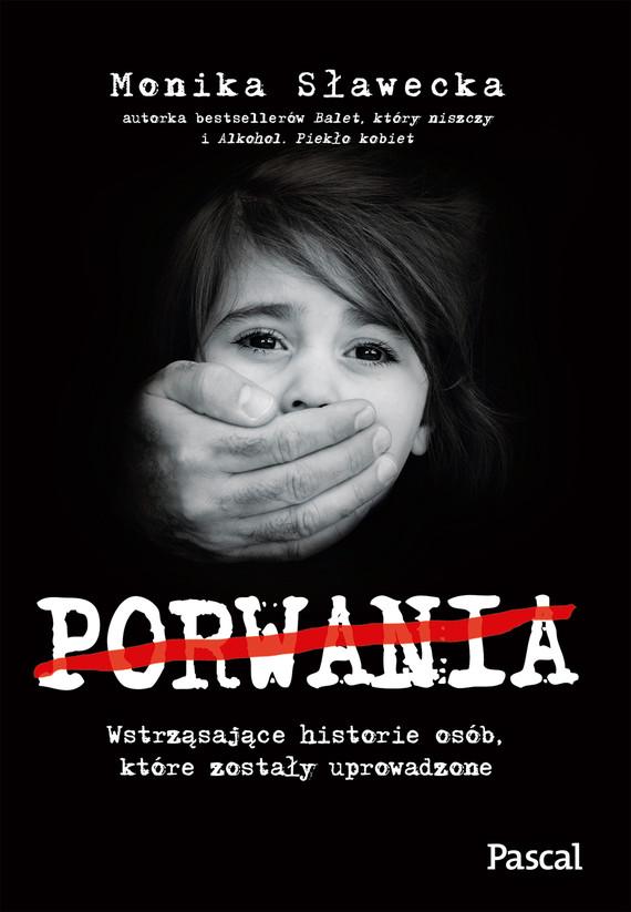okładka Porwania, Ebook | Monika  Sławecka