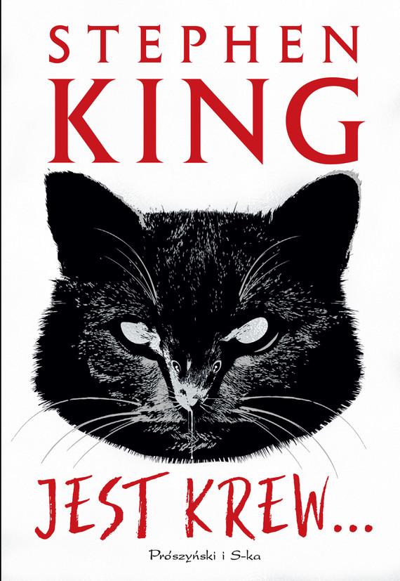 okładka Jest krew…, Ebook | Stephen King