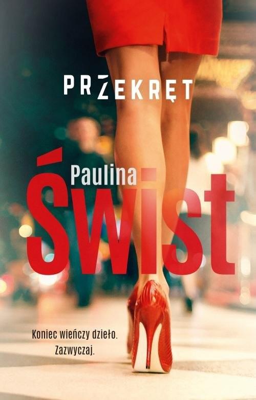 okładka Przekręt, Książka   Paulina Świst