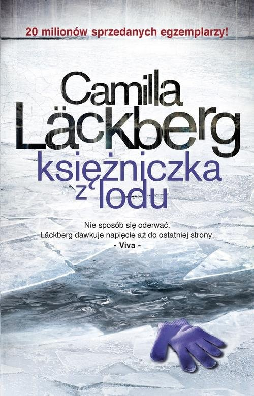 okładka Fjällbacka. 1. Księżniczka z lodu, Książka | Camilla Läckberg
