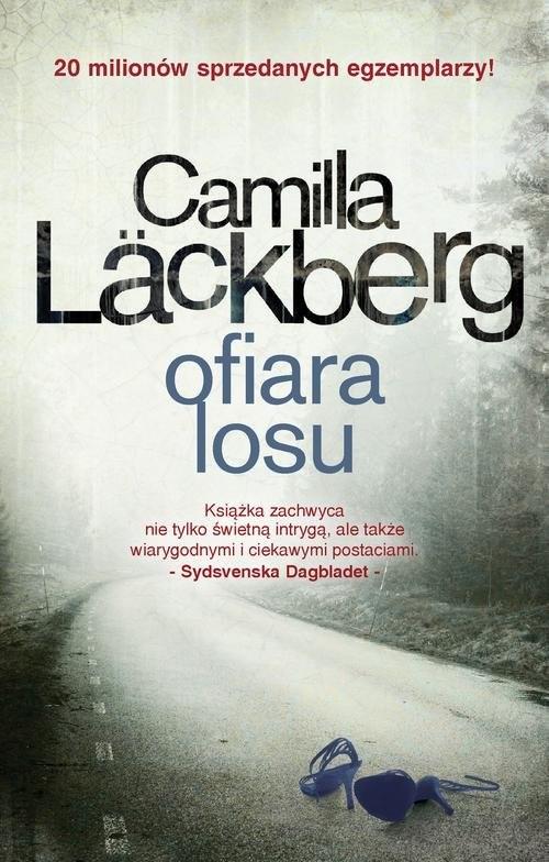 okładka Fjällbacka. 4. Ofiara losu, Książka | Camilla Läckberg