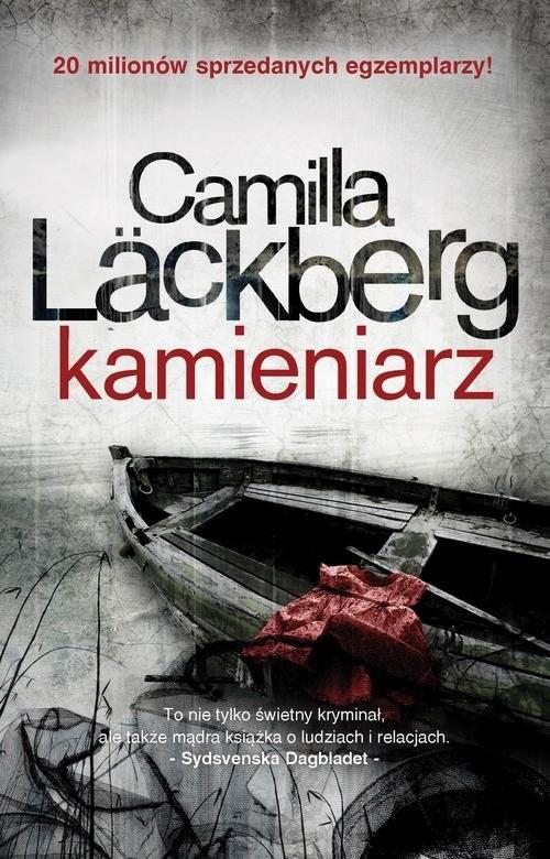 okładka Fjällbacka. 3. Kamieniarz, Książka   Camilla Läckberg