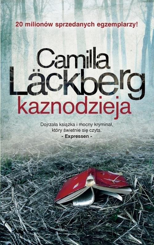okładka Fjällbacka. 2. Kaznodzieja, Książka | Camilla Läckberg