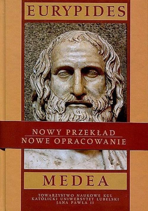 okładka Medea, Książka | Eyrypides