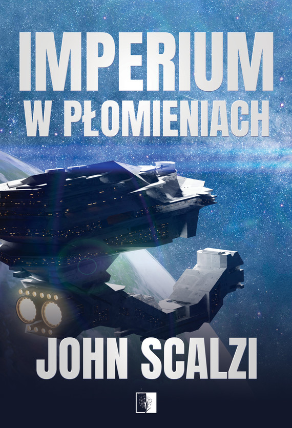 okładka Imperium w płomieniachebook | epub, mobi | John Scalzi