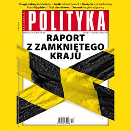 okładka AudioPolityka Nr 12 z 17 marca 2020 roku, Audiobook | Polityka