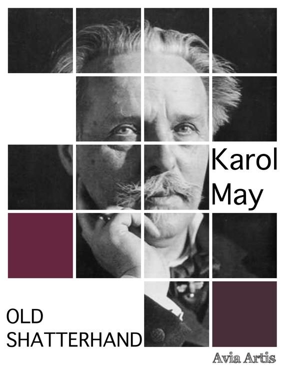 okładka Old Shatterhandebook | epub, mobi | Karol May