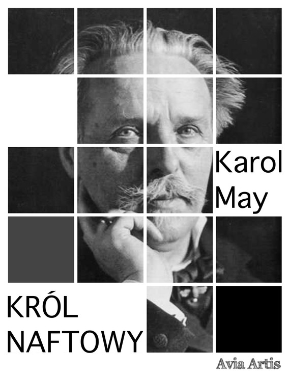 okładka Król naftowy, Ebook   Karol May