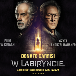 okładka W labiryncieaudiobook | MP3 | Donato Carrisi