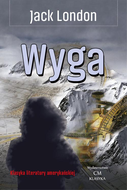 okładka Wyga, Książka | Jack London