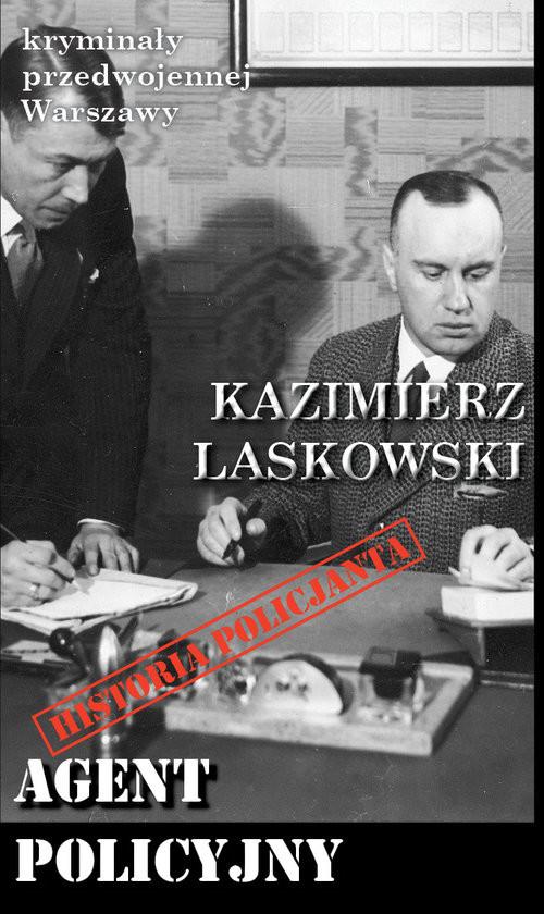 okładka Agent policyjny, Książka | Laskowski A.