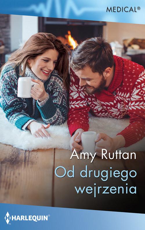okładka Od drugiego wejrzenia, Książka   Amy Ruttan