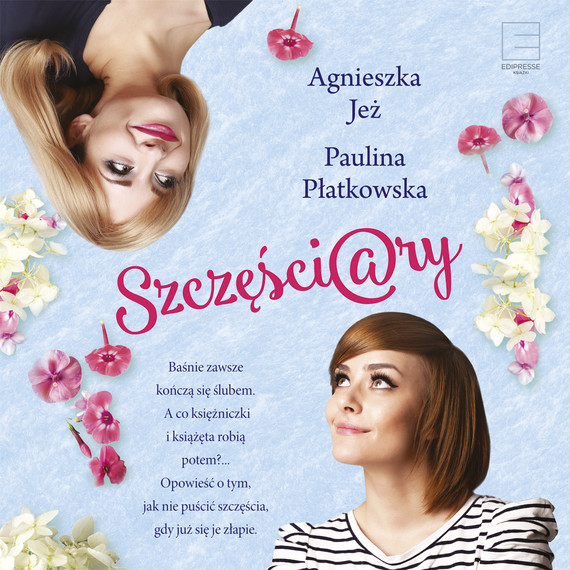 okładka Szczęściaryaudiobook | MP3 | Agnieszka Jeż, Paulina Płatkowska