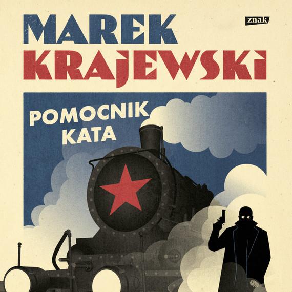 okładka Pomocnik kataaudiobook | MP3 | Marek Krajewski