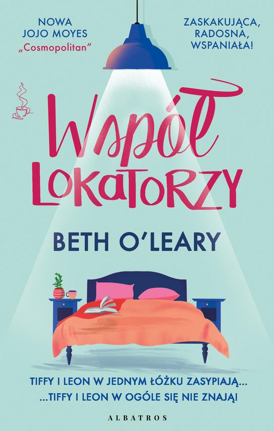 okładka Współlokatorzyebook | epub, mobi | Beth O'Leary