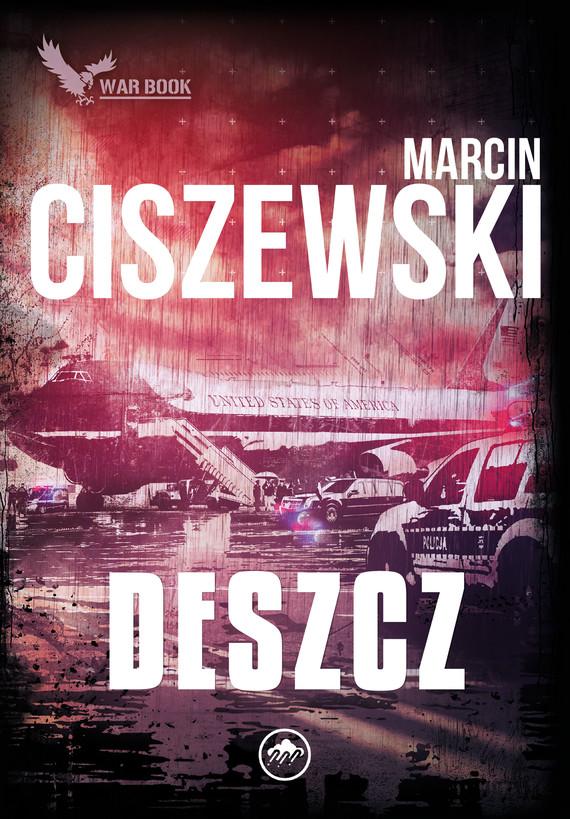 okładka Deszcz, Ebook | Marcin Ciszewski